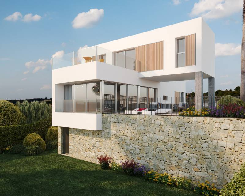Villa - New Build - La Finca Golf Resort - Costa Blanca South