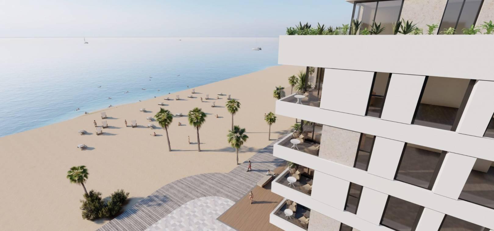 New Build - Apartment - La Mata - Costa Blanca South