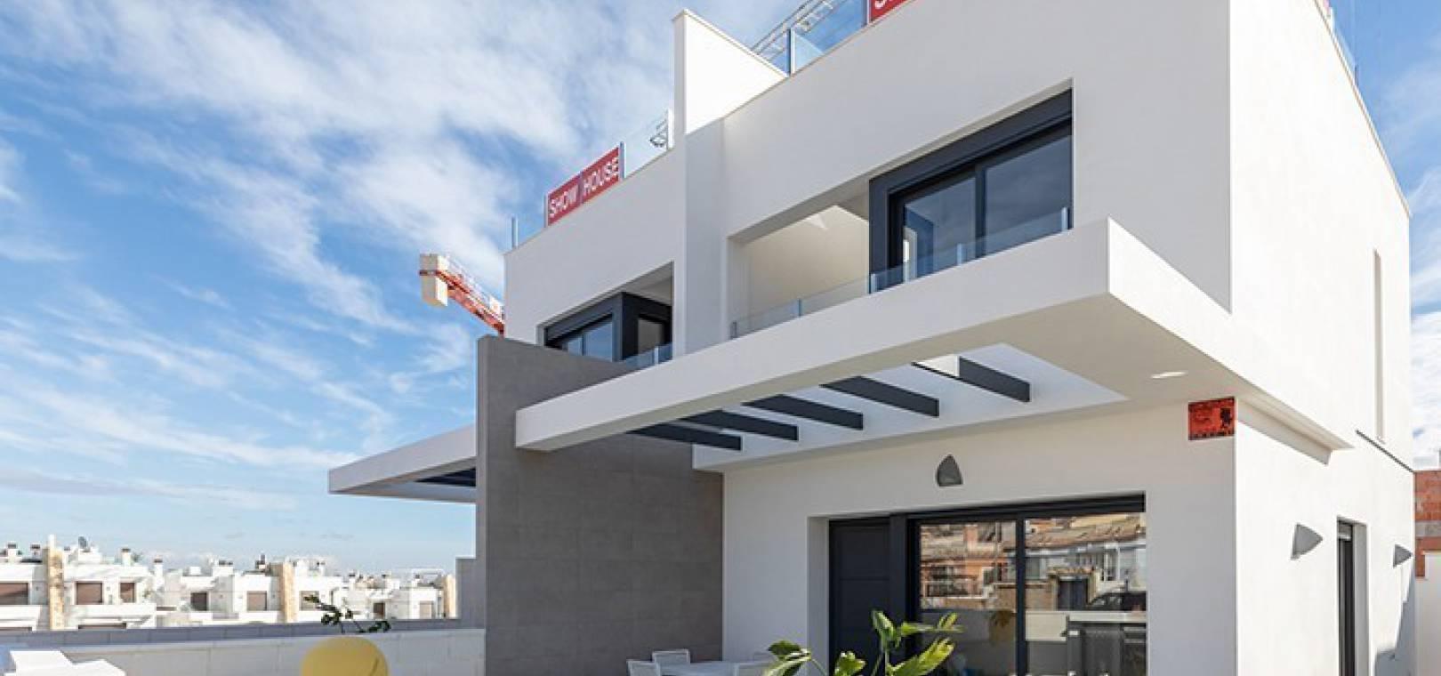 Nieuw gebouw - Herenhuis - Villamartin - Costa Blanca South