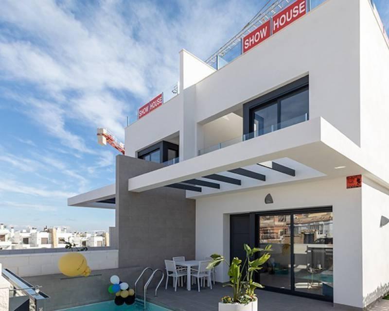 Radhus - Nybyggnad - Villamartin - Costa Blanca South
