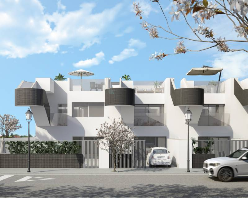 Maison de ville - Nouvelle construction - San Pedro del Pinatar - costa calida