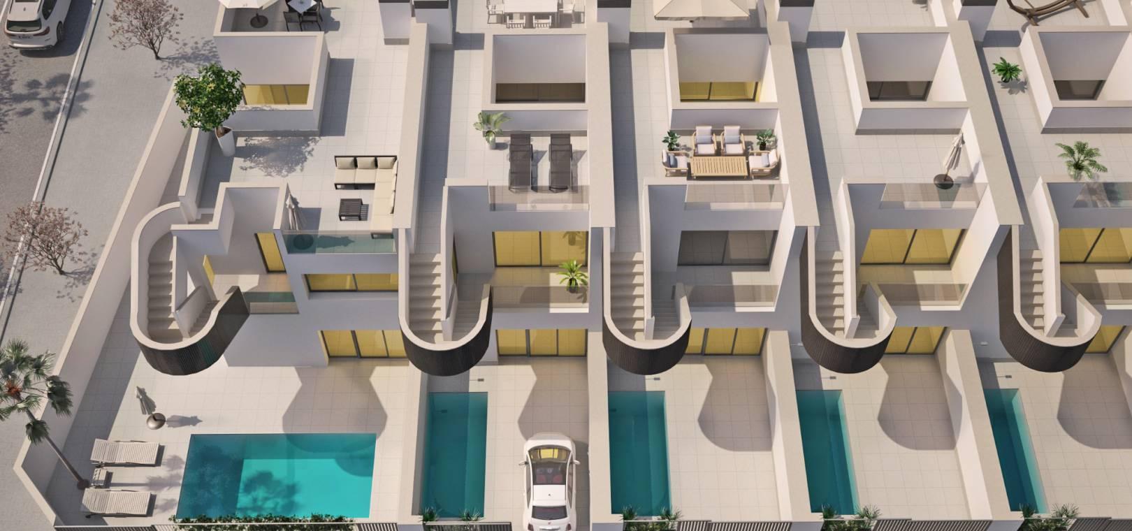 New Build - Townhouse - San Pedro del Pinatar - costa calida