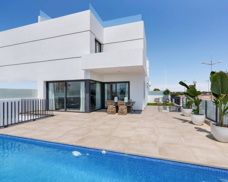 Villa - Nouvelle construction - Dolores - Costa Blanca South