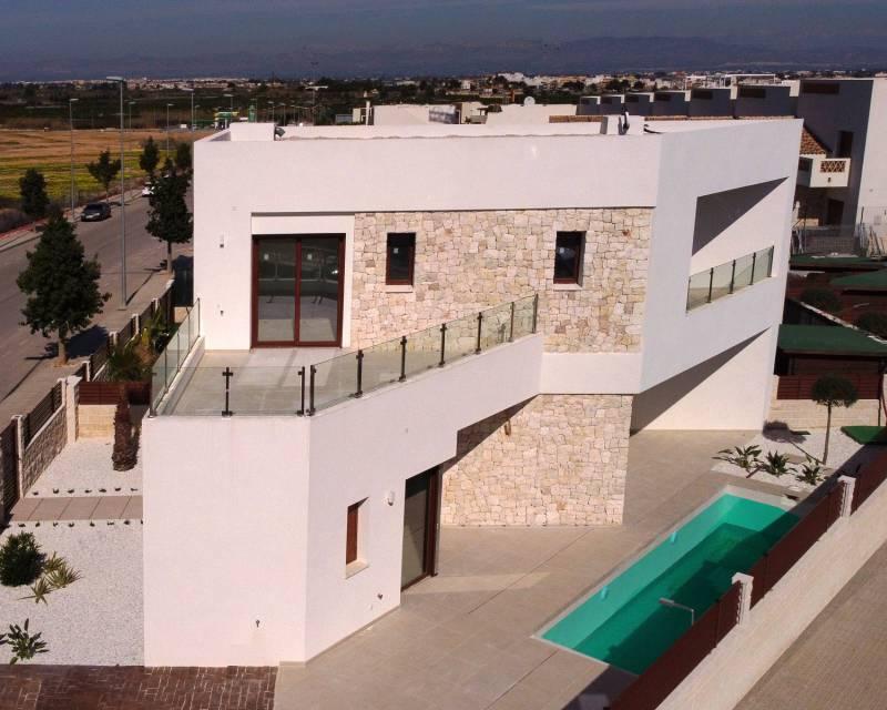 Villa - Nybyggnad - Benijófar - Costa Blanca South