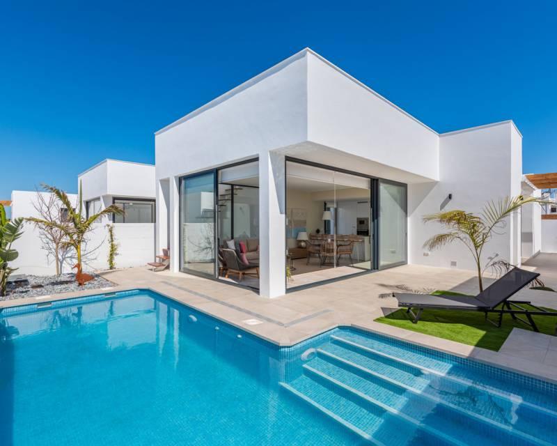Villa - Nybyggnad - Mar de Cristal - costa calida