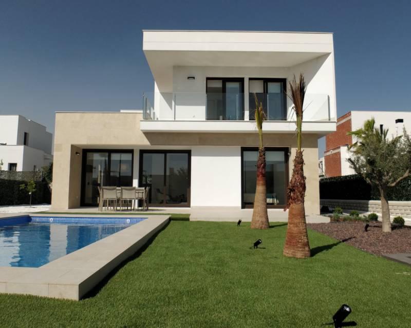 Villa - Nouvelle construction - San Miguel de Salinas - Costa Blanca South
