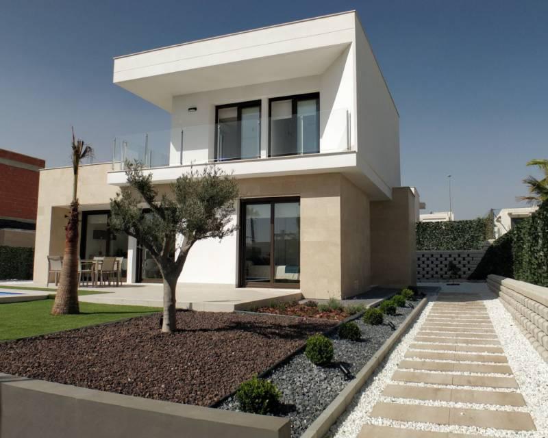 Villa - Nieuw gebouw - San Miguel de Salinas - Costa Blanca South