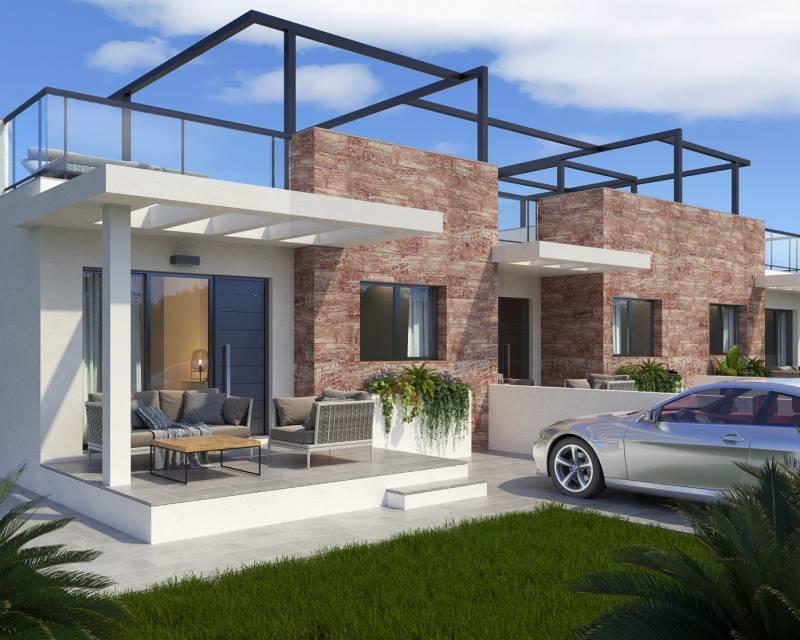 Villa - Nybyggnad - Mil Palmeras - Costa Blanca South