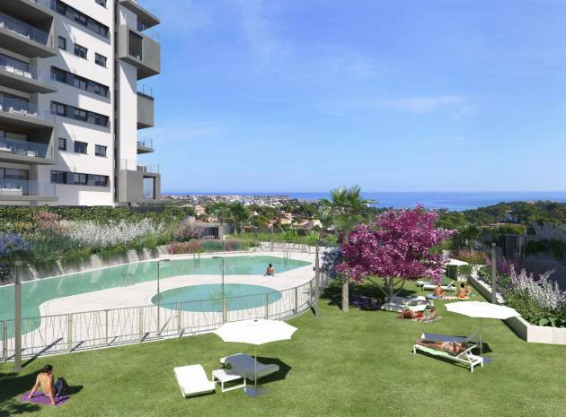 Appartement - Nouvelle construction - Campoamor - Costa Blanca South