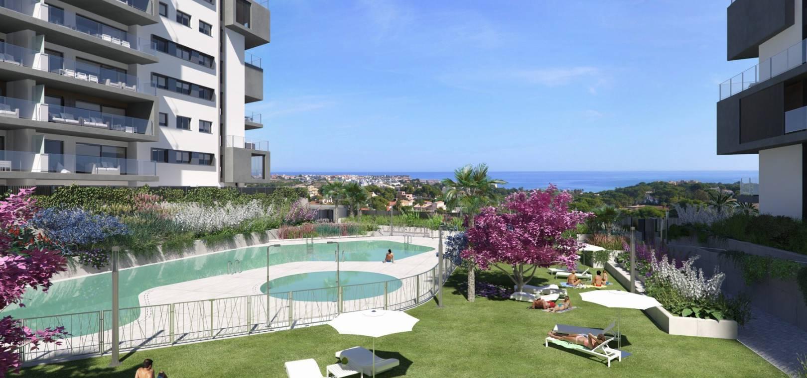 Residencial Sea Gardens Campoamor New Build Apartments