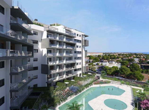 Residencial Sea Gardens Campoamor New Build Apartments 2