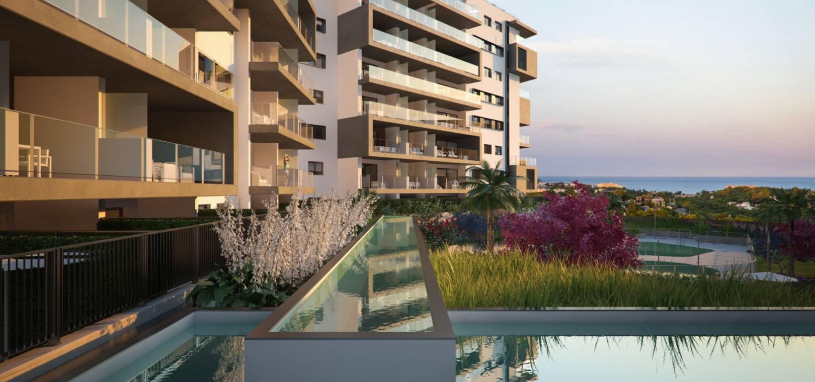 Residencial Sea Gardens Campoamor New Build Apartments 3