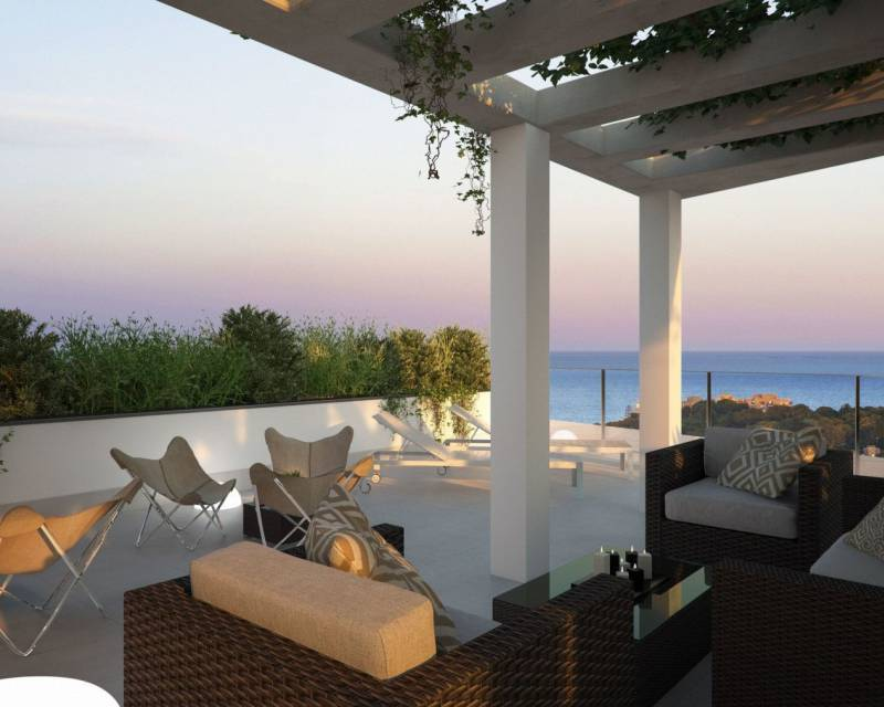 Lägenhet - Nybyggnad - Campoamor - Costa Blanca South