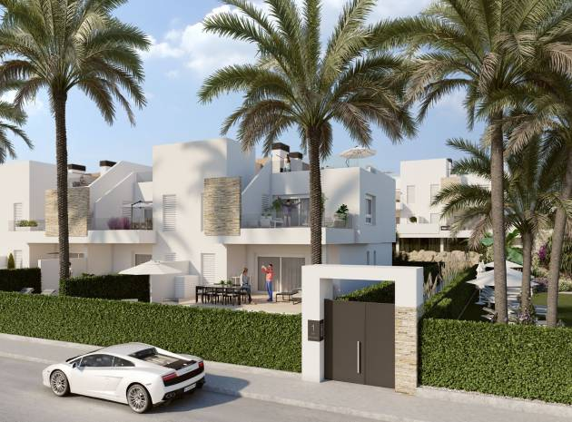 Appartement - Nouvelle construction - La Finca Golf Resort - Costa Blanca South