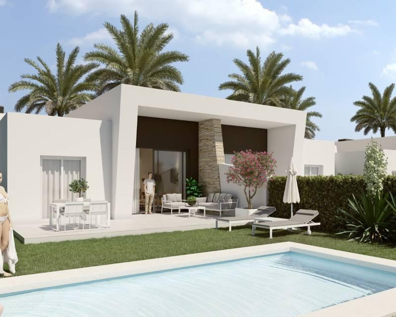 Villa - Nieuw gebouw - La Finca Golf Resort - Costa Blanca South
