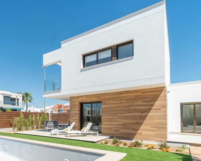 Villa - New Build - Mil Palmeras - Mil Palmeras