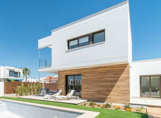 Villa - Nieuw gebouw - Mil Palmeras - Mil Palmeras