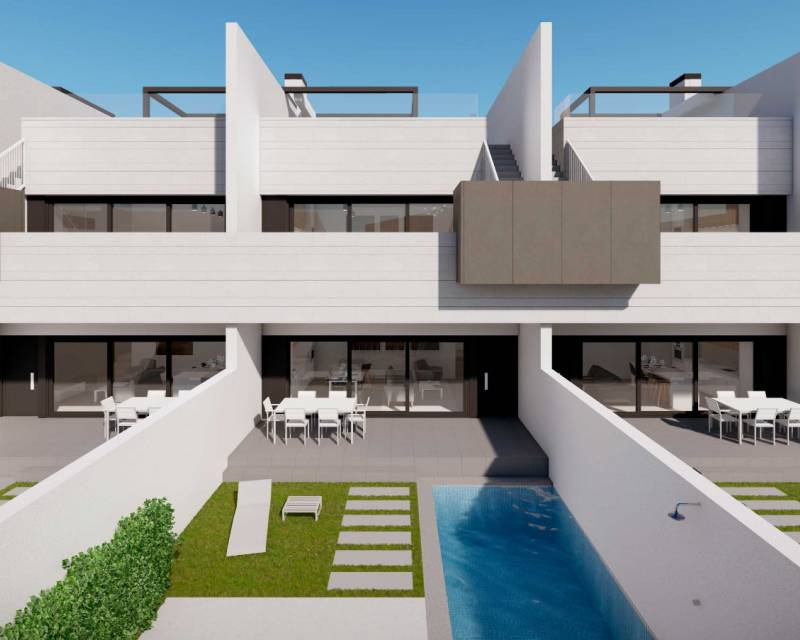 Herenhuis - Nieuw gebouw - Pilar de la Horadada - Costa Blanca South
