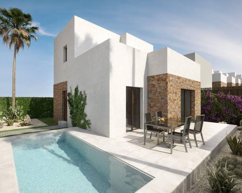 Villa - Nieuw gebouw - Villamartin - Costa Blanca South