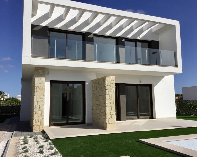 Villa - New Build - San Miguel de Salinas - Costa Blanca South