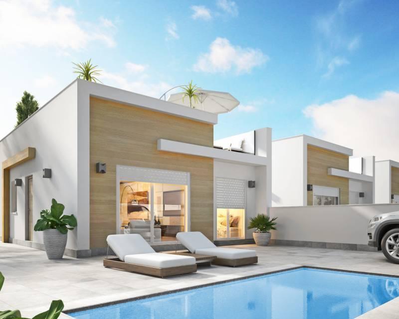 Villa - Nieuw gebouw - Avileses - Costa Calida