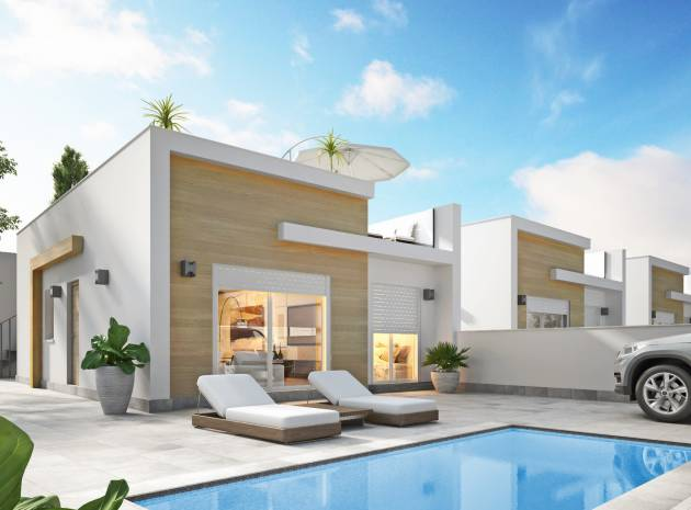 Villa - Nouvelle construction - Avileses - Costa Calida