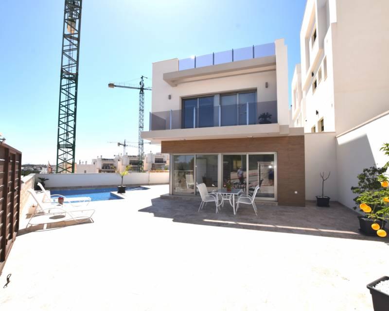 Villa - Nybyggnad - Villamartin - Costa Blanca South