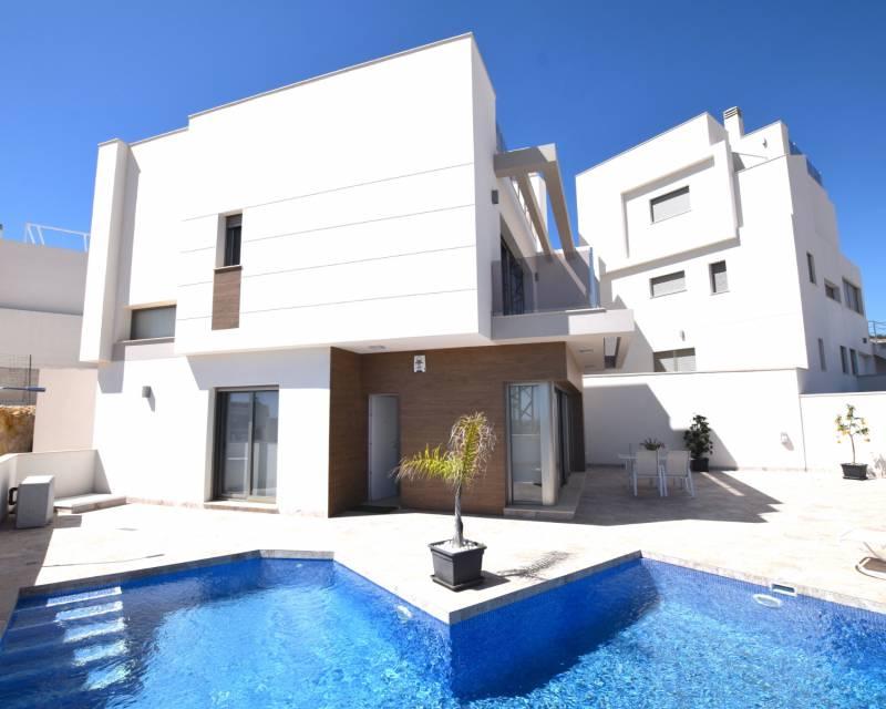 Villa - Nouvelle construction - Villamartin - Costa Blanca South