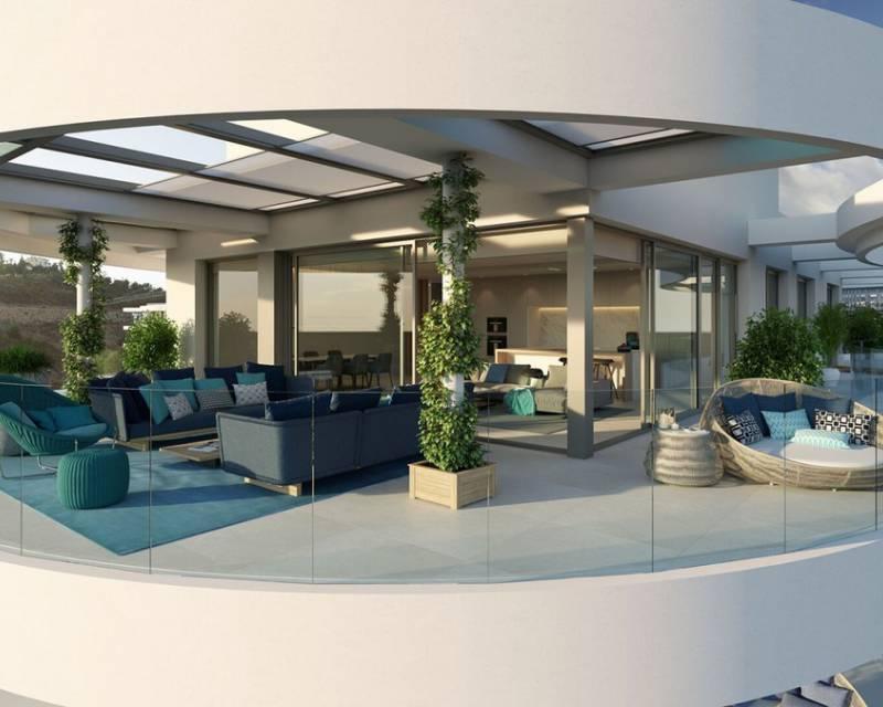 Lägenhet - Nybyggnad - Benahavís - Benahavis