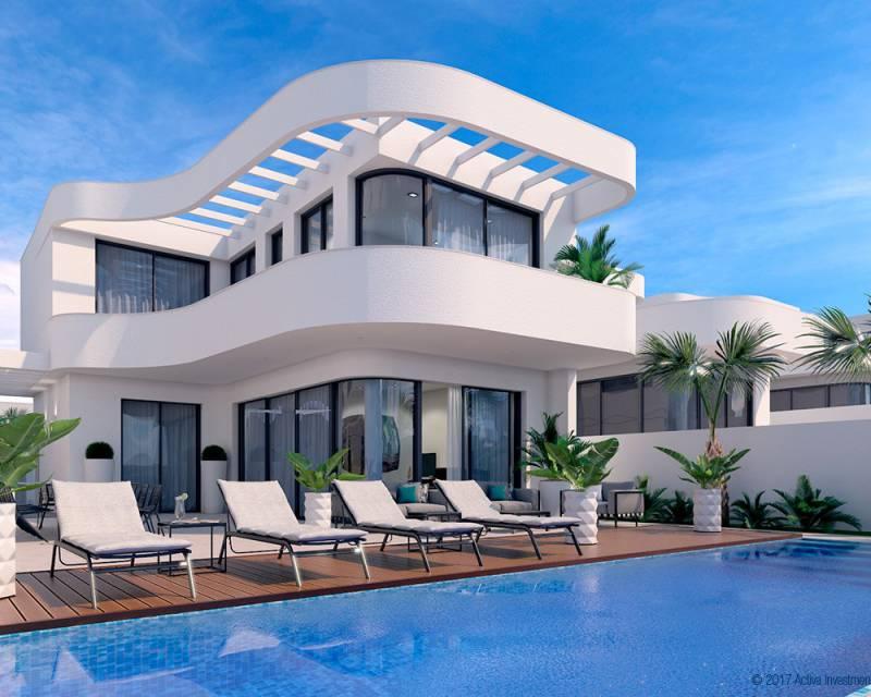 Villa - Nieuw gebouw - La Marina - Costa Blanca South
