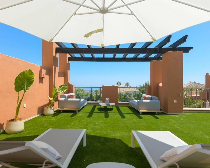 Lägenhet - Nybyggnad - Nueva Andalucia - Nueva Andalucia