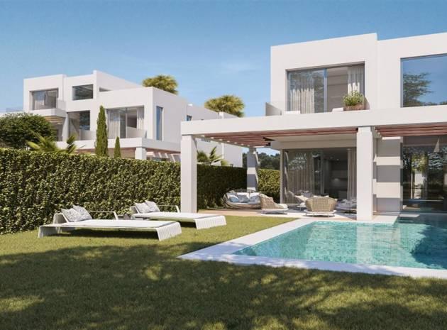 Nybyggnad - Villa - Marbella