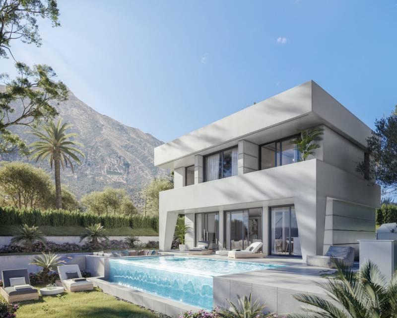 Villa - Nybyggnad - La Duquesa - La Duquesa