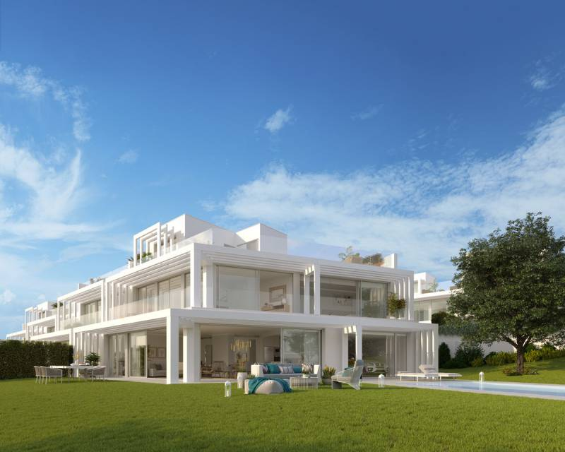 Villa - Nouvelle construction - Sotogrande - Sotogrande