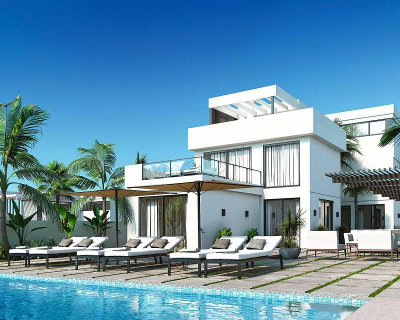 Villa - Neubau - La Marina - Costa Blanca South