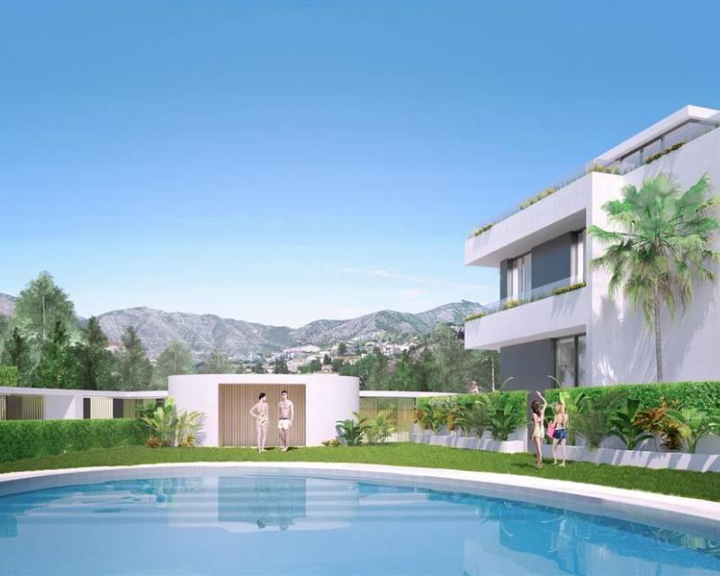 Villa - Nieuw gebouw - Mijas Costa - Mijas