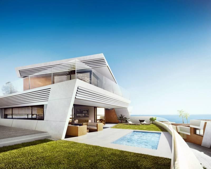 Villa - Nieuw gebouw - La Cala de Mijas - La Cala de Mijas