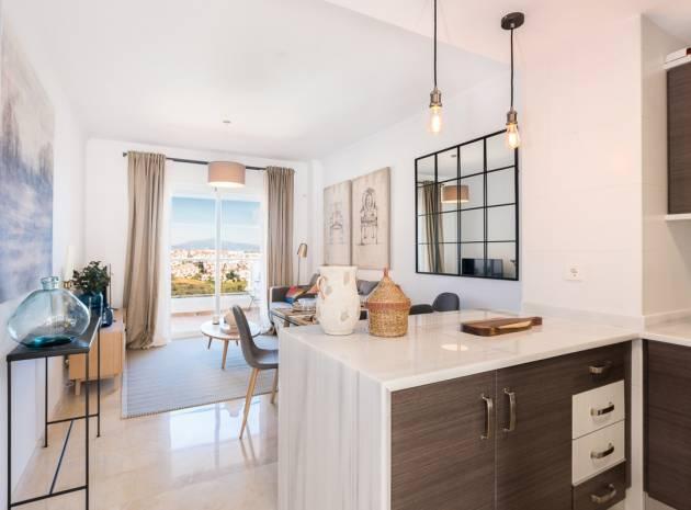 Nybyggnad - Lägenhet - La Duquesa