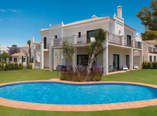 Villa - Nybyggnad - Guadalmina Baja - Guadalmina Baja