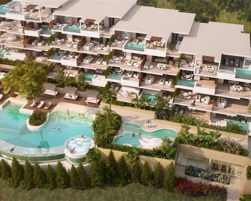 Appartement - Nieuw gebouw - La Cala de Mijas - La Cala de Mijas