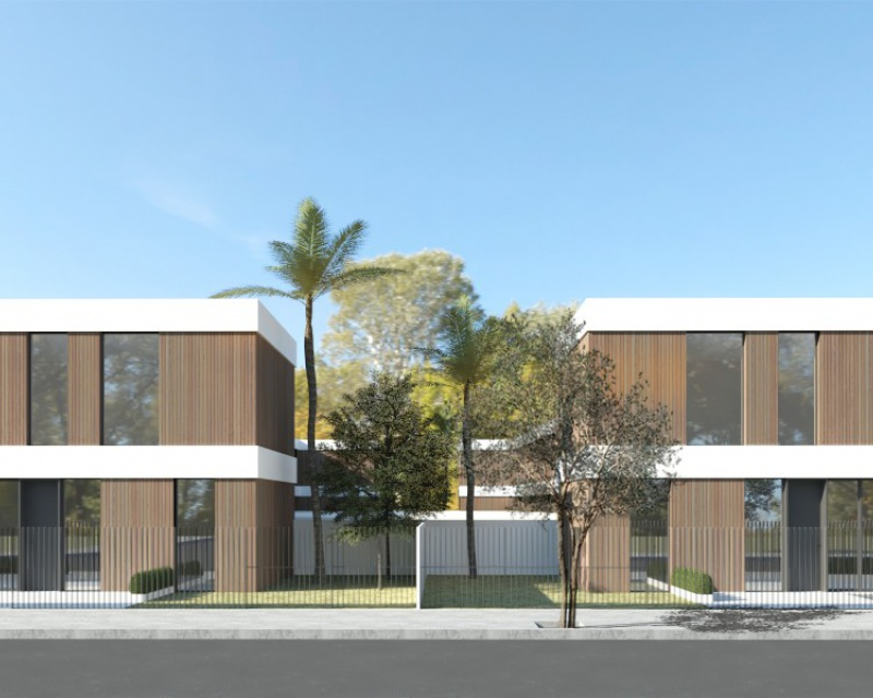 Radhus - Nybyggnad - Pilar de la Horadada - Costa Blanca South