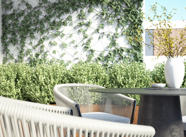 New Build - Townhouse - Pilar de la Horadada - Costa Blanca South