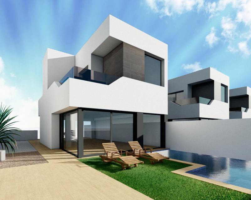 Villa - Nybyggnad - Rojales - Costa Blanca South