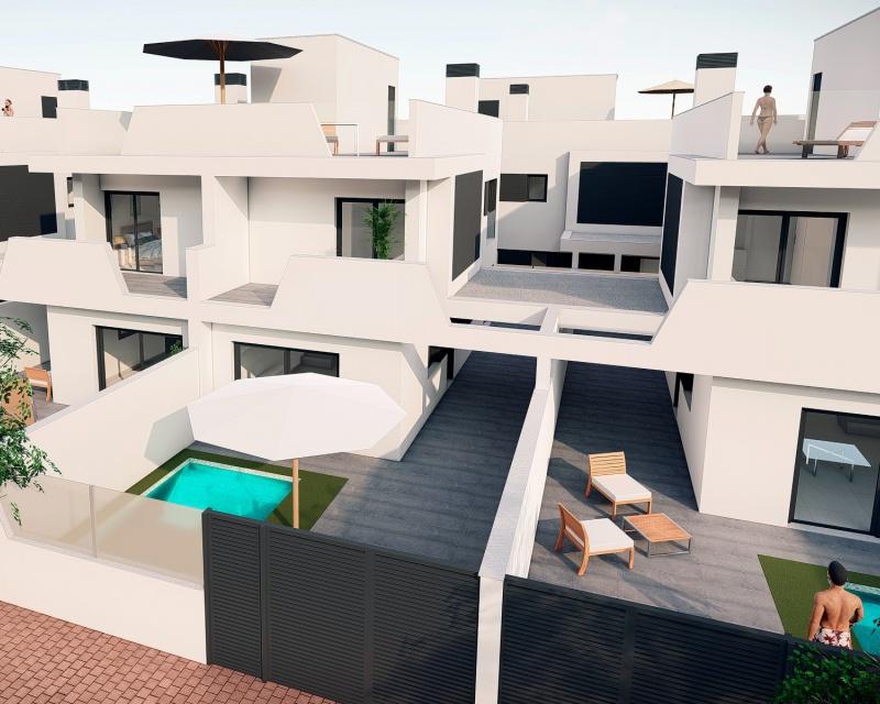Villa - Nybyggnad - Santiago de la Ribera - Costa Calida