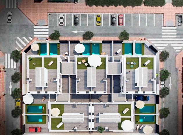 New Build - Villa - Santiago de la Ribera - Costa Calida
