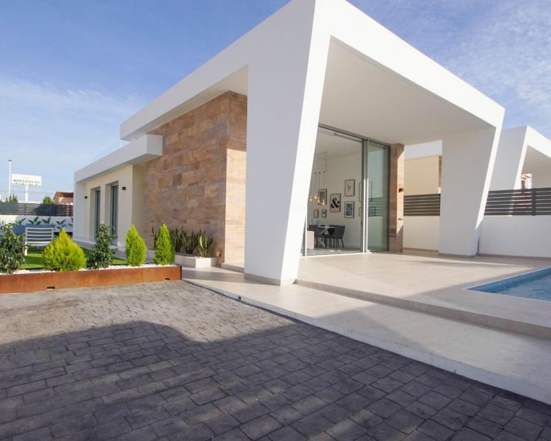Villa - Nouvelle construction - Torrevieja - Costa Blanca South