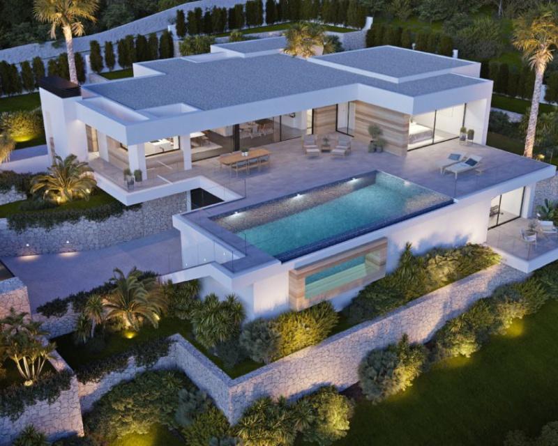 Villa - Nieuw gebouw - Benissa - Benissa - Costa