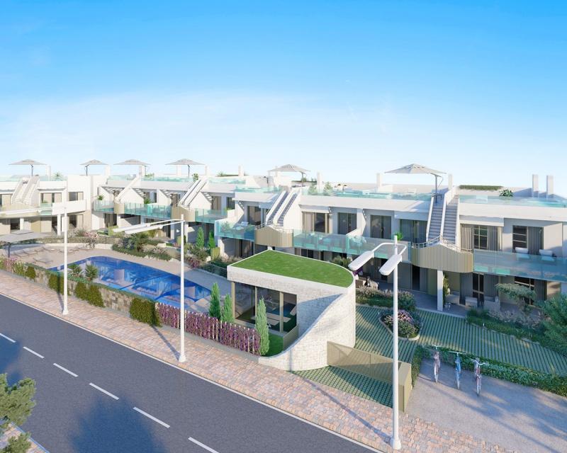 Lägenhet - Nybyggnad - Pilar de la Horadada - Costa Blanca South