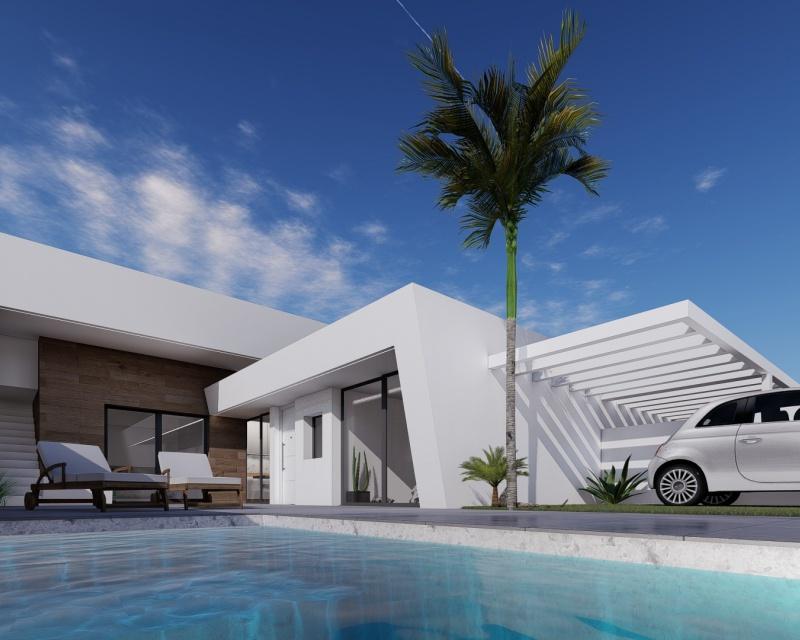 Villa - Nieuw gebouw - Roldan - Costa Calida
