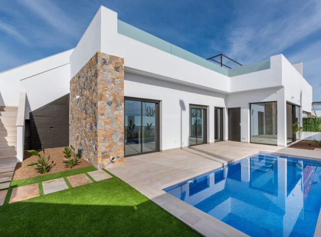 Villa - New Build - Pilar de la Horadada - Costa Blanca South